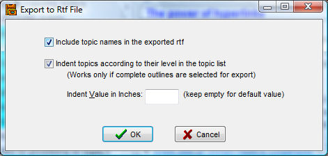 export notes in rtf